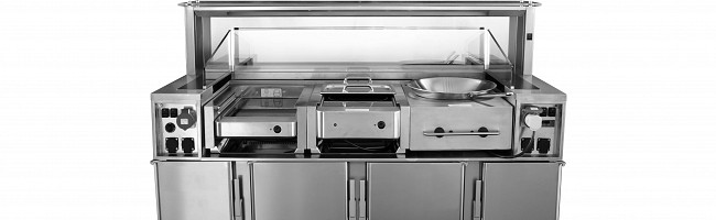 ACS Front Cooking System RIEBER
